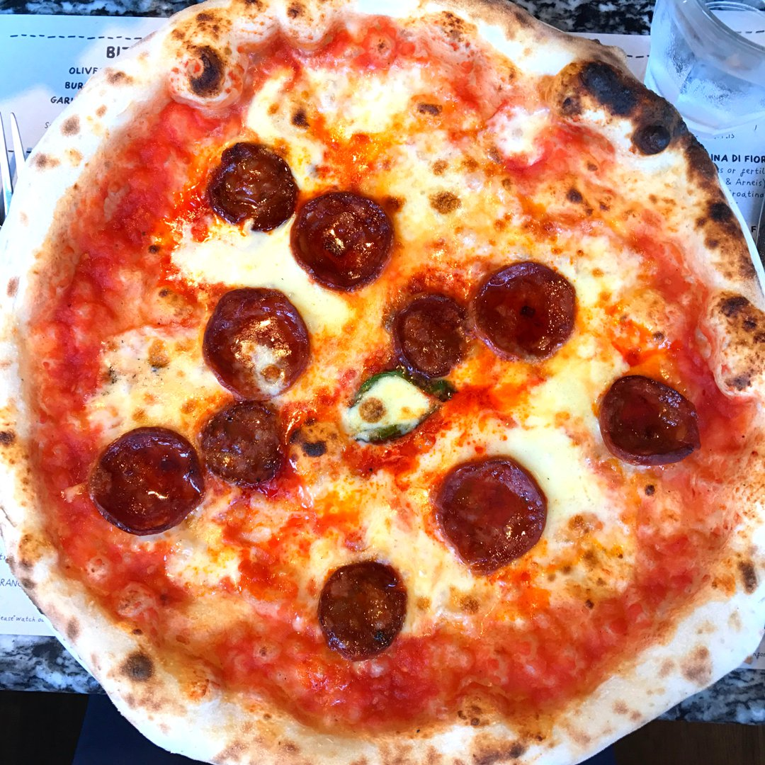Photo of Pizza (Pizza) at Franco Manca