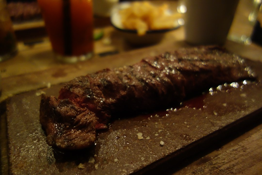 Photo of Flat Iron Steak (Steak) at Flat Iron