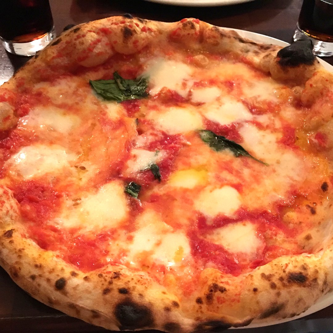 Photo of Pizza Margherita (Pizza) at Sartori